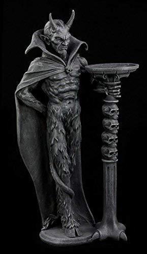 Butler-möbel (Teufelsbutler Teufel Figur - Beistelltisch Gothic Butler Markus Mayer)
