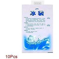 Kühlung Ice Pack, Abdichten Ice Bag Material dicker wide-side Relief Heat Pack 3Größen wiederverwendbar Hot Kältekompresse... preisvergleich bei billige-tabletten.eu