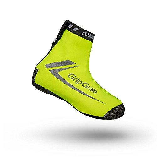 Gripgrab RaceThermo Hi-Vis fluo yellow