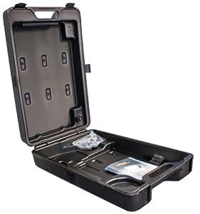 Selfsat H30D Kit de voyage avec antenne satellite plate et support pour TV HD