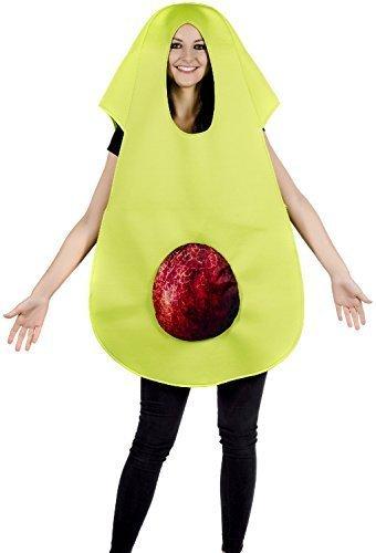 Lebensmittel Obst 5 einen Tag Comedy Herrenabend Henne Do Nacht Party Spaß Kostüm Kleid Outfit (Obst Dame Kostüme)