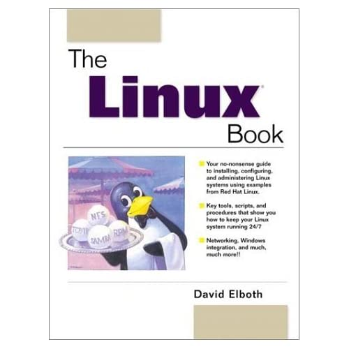 The Linux Book by David Elboth (2001-04-08)