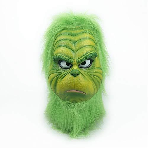 Halloween-Maske Weihnachten Dieb Grinch Mask