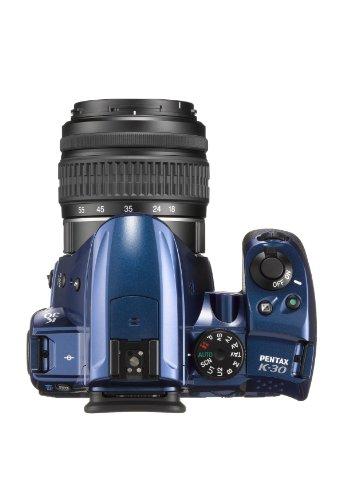 Best Saving for Pentax K-30 DSLR Camera with 18-55mm DAL Lens Kit – Blue (16MP, CMOS APS-C Sensor) 3 inch LCD on Amazon