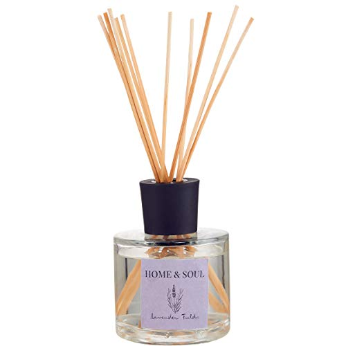 Butlers Home & Soul Raumduft Lavendel 250 ml - Erfrischender Duftspender mit verschiedenen Gerüchen und Füllmengen - frischer Duft für den Raum -