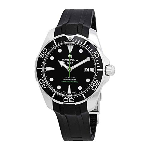 DS ACTION DIVER POWERMATIC 80 C032.407.17.051.00