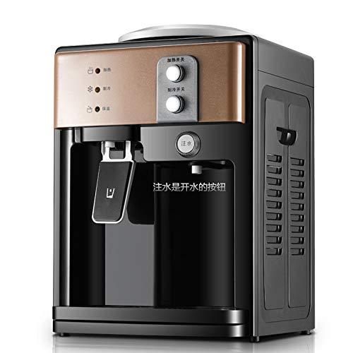 Mini distributeur d'eau électrique de bureau Mini refroidisseur de glace froide et froide Refroidisseur d'eau Hôtel chauffe-eau Café Bar à thé Aide Réfrigération Chauffage