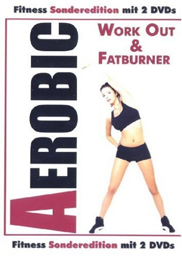 Fatburner & Aerobic Work Out 2 DVD Set (Musik Dvd Mit)
