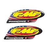 FMF racing 012693 Sticker P-Coré 4 Straight 2-Part Wrap Logo Decal Replacement
