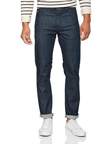 Lee Cooper Basicon, Jeans Dritti Uomo, Blue (Rinse Wash), W40/L32