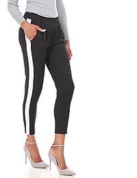 La Modeuse Pantalon fluidefemme style jogger