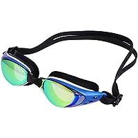 BESPORTBLE Gafas de Natación Gafas de Seguridad Gafas Protectoras UV Antiniebla a Prueba de Salpicaduras Resistencia Al Impacto para Trabajar Al Aire Libre