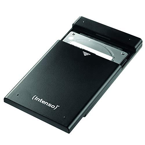 Intenso 6020560 1TB Festplatte inkl. Festplattengehäuse (6,35cm, 2,5 Zoll, 5400 U/min. USB 3.0) -