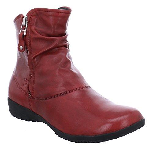 Josef Seibel Damen Naly 24 Stiefelette Größe 38 Rot (rot)