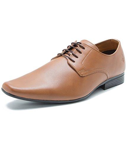 Bond Street By (Red Tape) Men's Tan Formal Shoes - 10 UK/India (44 EU)