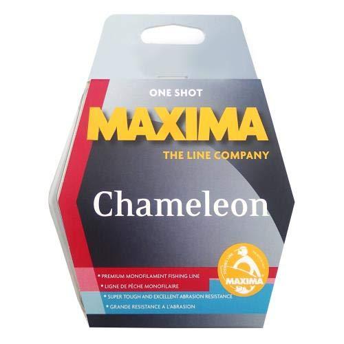 Maxima Chameleon Angelschnur, Länge 200m.