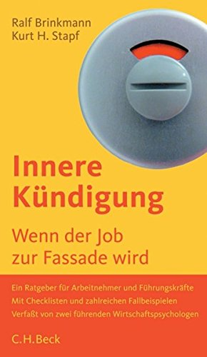 Innere Kündigung: Wenn der Job zur Fassade wird