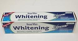 Natural White Extreme Whitening Toothpaste