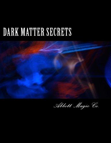 Dark Matter Secrets: 80 Years Of Spooky Magic (Für Magic Tricks Halloween)