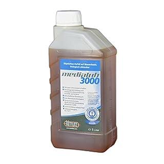 KETTLITZ-Medialub 3000 Wasserbasierendes Kettenöl 1 L bio. abbaubares Kettenhaftöl