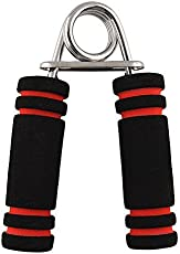 WireScorts New Soft Hand Forearm Grip Exercise Strengthener. (Pack of 1) (Multi Color)