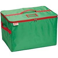 Décoration de Noël sac de rangement avec plateaux–72boules de Noël