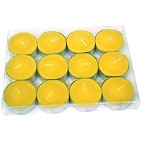 Sin marca a1600062–Juego de 12velas citronela