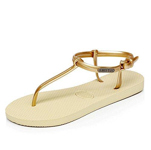 pengweiSandali romani di pattini di punta dei sandali romani di estate dei pattini antisdrucciolevoli di estate 1