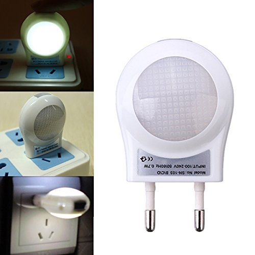 Light Energy Saving Lamp (ILS - LED Lighting Sensor Light Energy Saving Night Lamp EU Plug 220V)