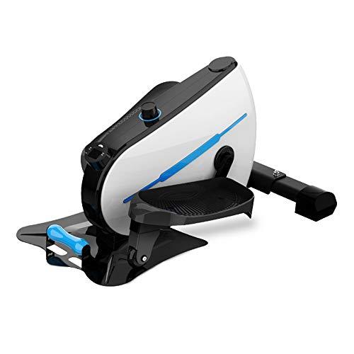 ZXQZ Twist Stepper Stepper, Mute Felt Widerstand Aerobic-Stepper Mini Ellipsentrainer mit Anti-Schwerkraft-Pedal und LED-Anzeige Aerobic Stepper (Color : Style1)
