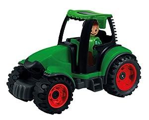 Lena Vehículos de tracción de Juguete, tamaño Aprox. 20-30cm, con muñeco