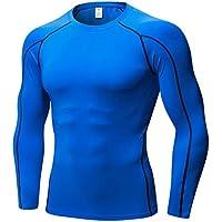Minghe - Camiseta térmica - para Hombre