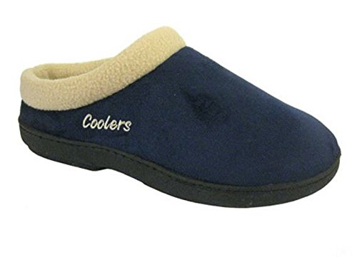 Coolers , Chaussons femme Bleu Marine