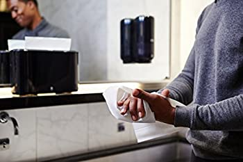 Tork Xpress Countertop Multi-fold Mini Hand Towel Dispenser Compatible With Tork H2 Interfold System, Black 5