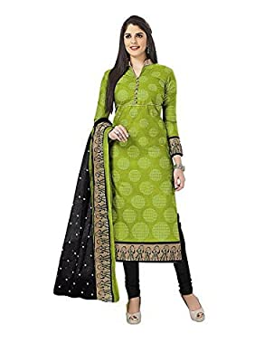 Vaamsi Women's Synthetic Dress Material