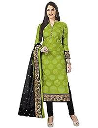 Vaamsi Women's Synthetic Dress Material