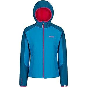 Regatta Damen arec II wasserabweisend und Wind beständig Hooded Softshell Jacket