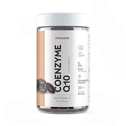 Prozis Coenzima Q10, 30 mg, 60 Capsule Softgel