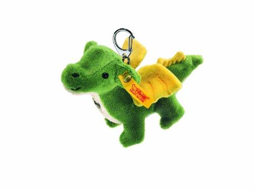 Steiff 112126 - Schlüsselanhänger Drache, grün