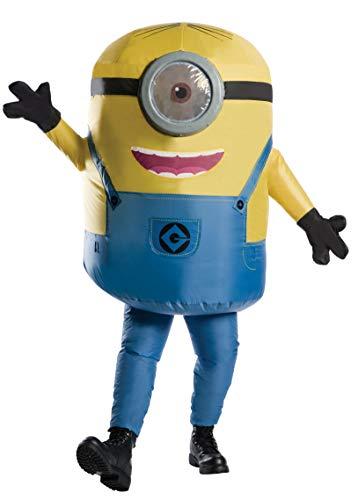 Rubie 's Kostüm für Erwachsene, aufblasbar, Thema Minion Stuart taglia unica wie ()