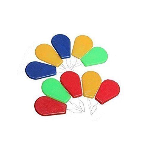 3 Stück Nähschere Fadenabschneider Mini Beschneiden Schere Gut für Handwerk Machen Farbe zufällig von SamGreatWorld