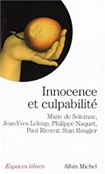 Innocence et culpabilité