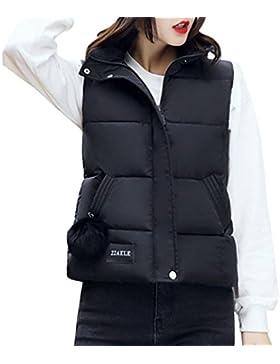 Chaleco Sonnena, para mujer, acolchado y ultraligero negro negro extra-Large