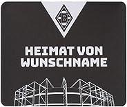 Borussia Mönchengladbach Mauspad/Mousepad personalisierbar