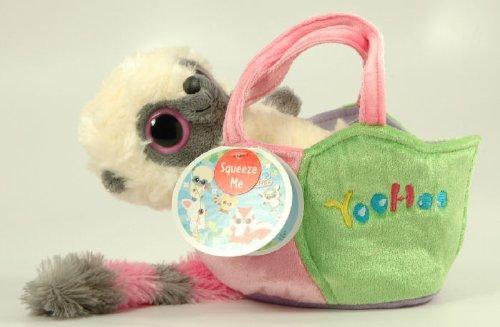 aurora-plush-pink-yoohoo-yoo-hoo-animal-pet-carrier-purse-new-by-aurora-plush