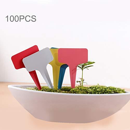 Songlin@yuan Étiquette de jardinage pour étiquettes florales, étiquette en T pour étiquettes à insérer, format jardinage par  songlin@yuan