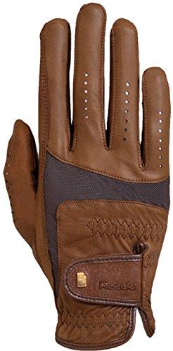 Preisvergleich Produktbild Roeckl sports ROECKL Reit Handschuhe MEMPHIS,  braun,  9