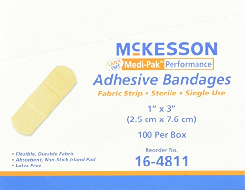 mckesson-performance-bandage-adhesive-fabric-strip-100-count