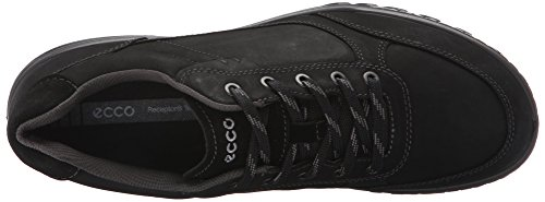 Ecco Urban Lifestyle, Chaussures Multisport Outdoor Homme Noir (BLACK53859)