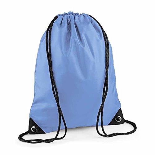 BAG BASE - sac à dos à bretelles - gym - linge sale - chaussures - BG10 - bleu laser